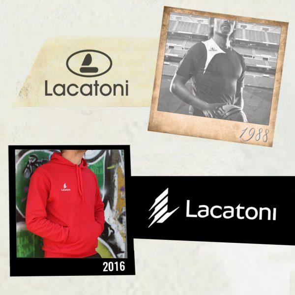 Lacatoni - Historia